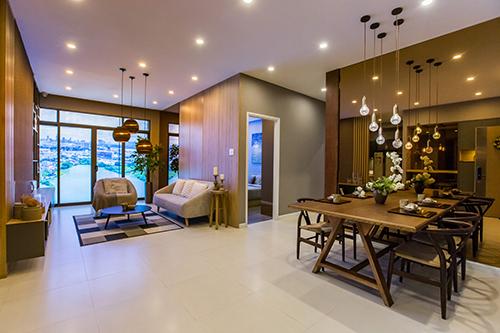 Nhiều người chọn mua căn hộ phong cách Nhật tại TP HCM