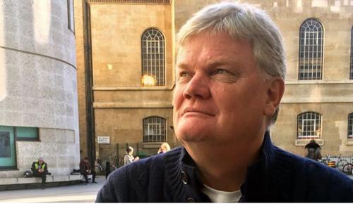 Ông Page hiện là chủ của hai chuỗi nhà hàng Franco Manca, Real Greek. Ảnh:BBC.