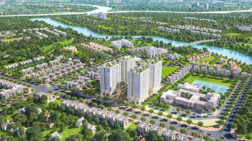 Lý do dự án căn hộ Orchid Park hút khách đầu tư
