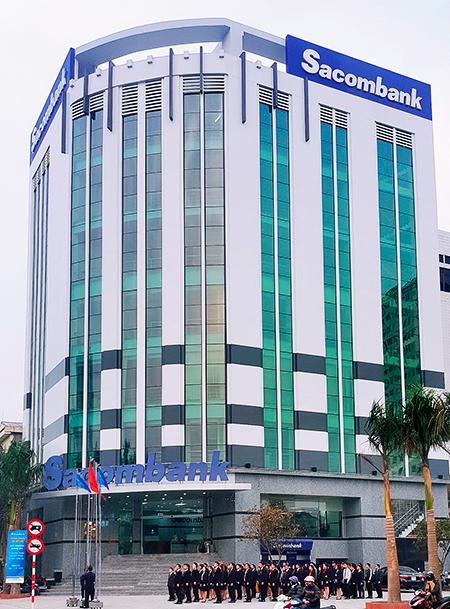 Sacombank khánh thành trụ sở mới chi nhánh Nghệ An