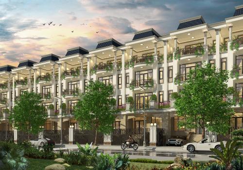 Vạn Phúc mở bán 38 căn nhà phố đẹp nhất dự án