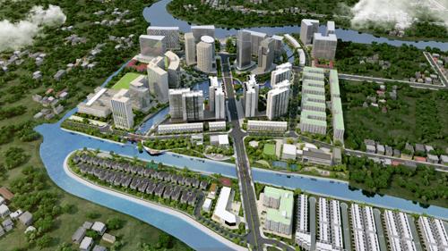 Chất Nhật trong dự án có vốn đầu tư 8.000 tỷ đồng