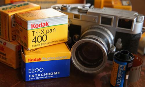 Kodak tham vọng hưởng lợi lớn nhờ công nghệ blockchain.