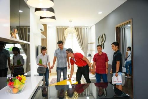 Căn hộ phong cách Singapore giá một tỷ đồng tại Bắc Sài Gòn