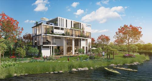 Villa Park - Khu biệt thự có tiện ích nội khu chuẩn resort