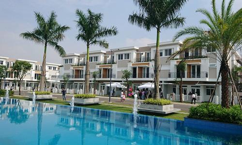 Thanh khoản biệt thự, nhà phố Sài Gòn cao nhất 17 năm