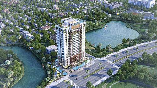 Căn hộ Nhật trong dự án 30 triệu USD ở Nam Sài Gòn