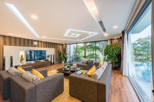 Những điểm nhấn của biệt thự nghỉ dưỡng Flamingo Luxury Villa