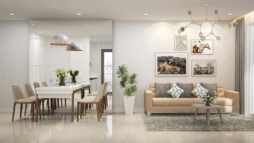 Cenland kinh doanh khu căn hộ thông minh West Intela
