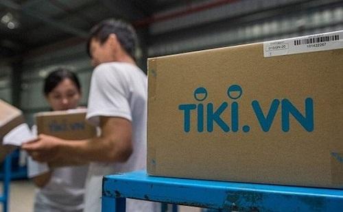 Startup thương mại điện tử Tiki vẫn đang trong giai đoạn đầu tư rất nhiều tiền cho nền tảng công nghệ, kho bãi, dịch vụ vận chuyển, giao hàng với tham vọng trở thành nền tảng mua bán hàng trực tuyến số 1 Việt Nam. Ảnh: Internet