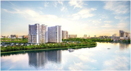 Bốn lý do Samsora Riverside thu hút giới đầu tư và khách ở thực