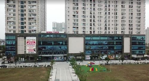 Cơ hội miễn phí mặt bằng tại Germek Shopping Mall cho startup