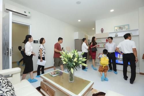 Nhu cầu căn hộ vừa túi tiền theo chuẩn cao cấp gia tăng