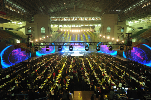 Dự án nghỉ dưỡng giải trí The Arena ra mắt khách hàng TP HCM