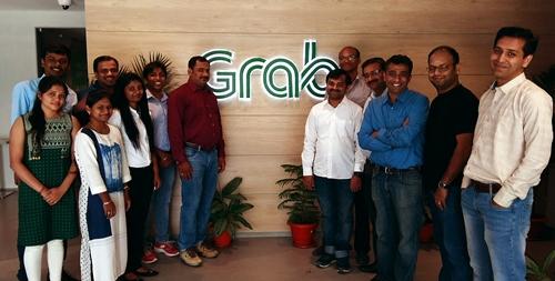 Grab mua ứng dụng thanh toán Ấn Độ