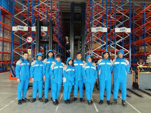 FM Logistic chọn Cushman & Wakefield để tiến vào Việt Nam