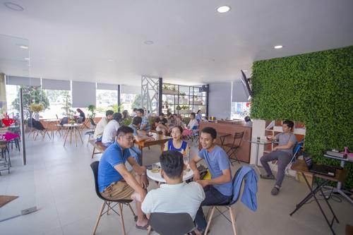 Bốn lý do Oriental Plaza thu hút khách hàng