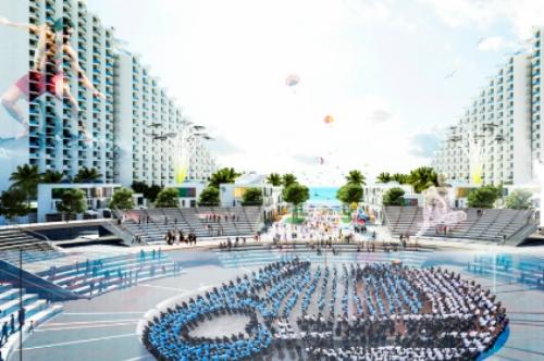 Chủ đầu tư The Arena: 'Bất động sản nghỉ dưỡng cần khác biệt'