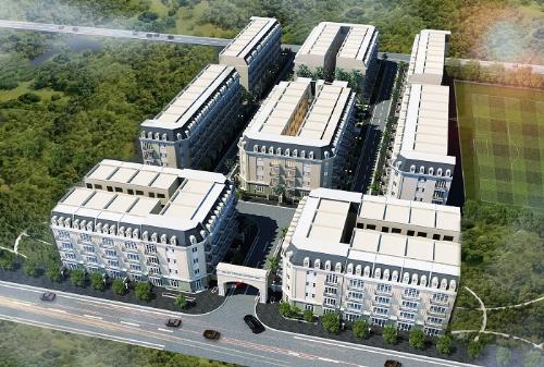 Mở bán dự án nhà liền kề Green Park quận Hoàng Mai