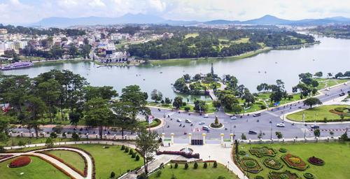 Bất động sản nghỉ dưỡng Đà Lạt phát triển cùng du lịch