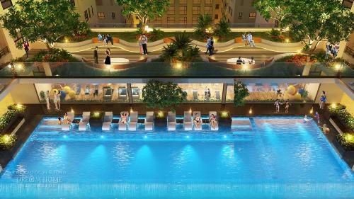 Dream Home Riverside mở bán tháp Emerald