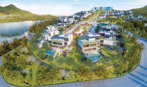 Cơ hội du lịch Dubai khi mua bất động sản nghỉ dưỡng Monaco Hạ Long