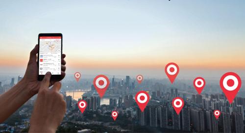 Ứng dụng săn deal iFind kết nối khách hàng và doanh nghiệp