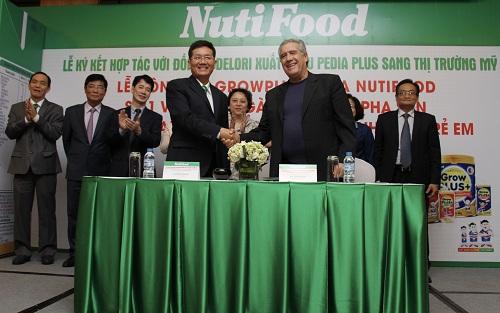 NutiFood dẫn đầu thị phần ngành sữa bột đặc trị tại Việt Nam