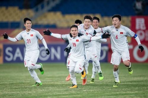 VinaPhone tặng 2,3 tỷ tiền cước điện thoại cho U23 Việt Nam