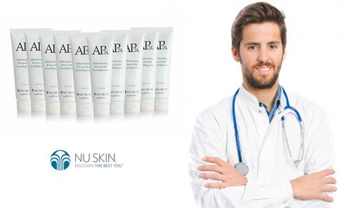 Kem đánh răng AP24 của Nu Skin đã được cấp chứng nhận là sản phẩm đạt tiêu chuẩn về chất lượng