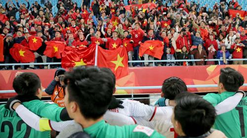Vinaphone tặng cước data roaming tại chung kết U23 châu Á