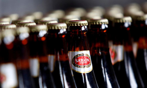 Sabeco thu hơn 94 tỷ đồng mỗi ngày từ bán bia