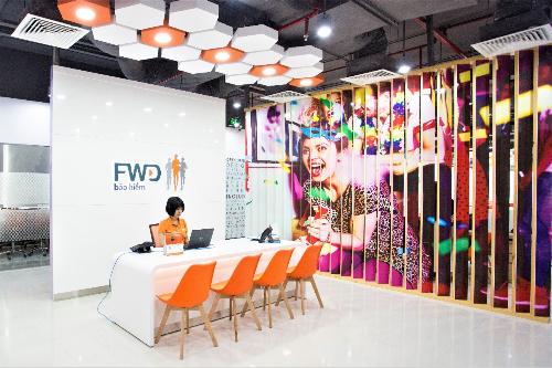 FWD vào top 10 thương hiệu bảo hiểm nhân thọ tại Việt Nam