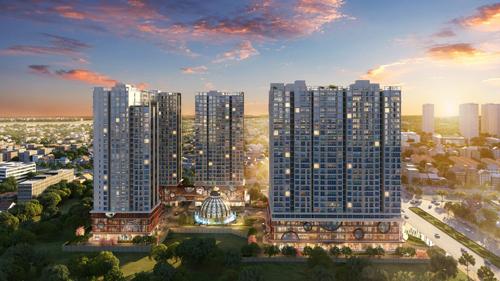 Tặng 5 chỉ vàng 9999 khi mua căn hộ cao cấp Hinode City