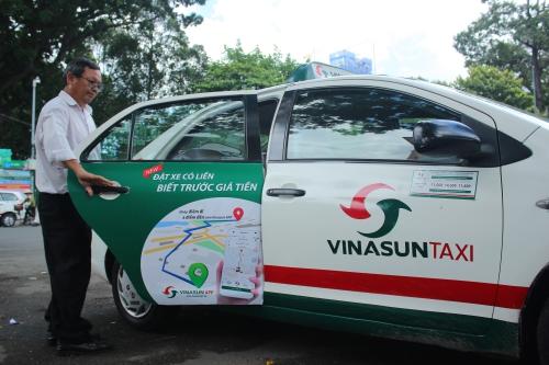 Tòa án TP HCM sắp xử vụ Vinasun kiện Grab