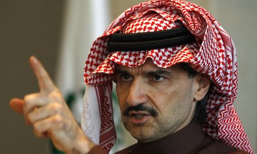 Hoàng tử Alwaleed được thả tự do sau 3 tháng giam lỏng. Ảnh: CNBC.