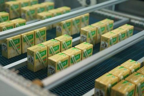 Đại gia sữa đậu nành giảm lãi đột biến