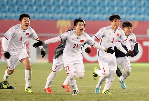 Sau thành công của giải đấu U23 châu Á tại Trung Quốc, đội tuyển U23 Việt Nam nhận được nhiều khoản tiền thưởng từ cá nhân, tổ chức trong và ngoài nước.