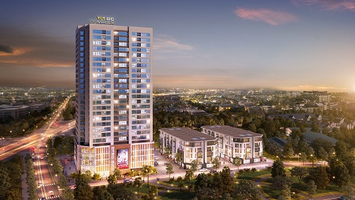 T&T Group sắp ra mắt chung cư cao tầng mặt phố Định Công