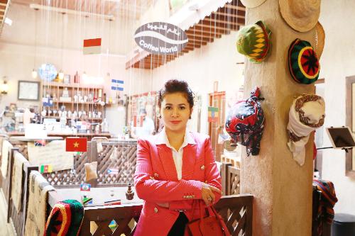 Ước mơ nâng tầm cà phê Việt của bà Lê Hoàng Diệp Thảo
