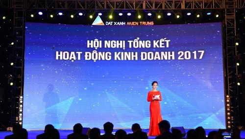 Đất Xanh Miền Trung dự kiến tung 5.000 bất động sản năm 2018