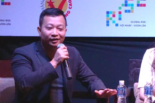 Ông Trần Ngọc Thái Sơn  CEO Tiki.