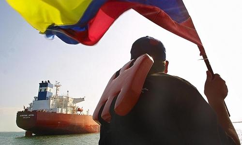 Kinh tế Venezuela dựa chủ yếu vào dầu mỏ. Ảnh: AFP