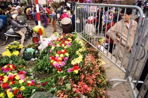 Các mặt hàng hoa tăng giá mạnh, đặc biệt là hoa ly, hoa hồngdo Valentine sát Tết, nhu cầu mua cao, theomột số đầu mối bán hoa.