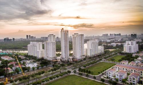 Năm Mậu Tuất, thị trường bất động sản TP HCM và một số khu vực phía Nam được dự báo sẽ đón nhận nguồn cung cực lớn, ước tính 60.000-70.000 sản phẩm. Ảnh: Lucas Nguyễn