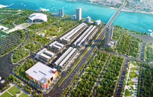 Halla Jade Residence - tuyến phố thương mại cao cấp tại Đà Nẵng