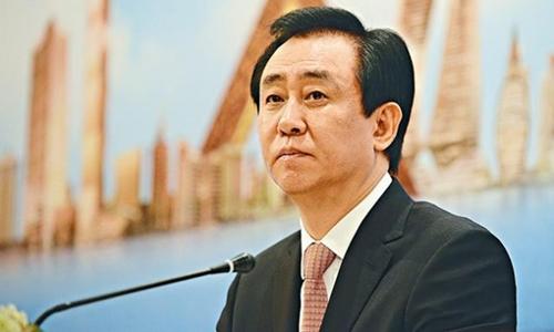 Hui Ka Yan hiện là người giàu nhất Trung Quốc. Ảnh: Image China