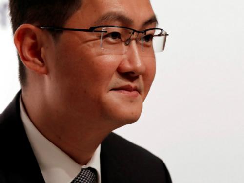 Ma Huateng hiện là người giàu nhất Trung Quốc. Ảnh: Reuters