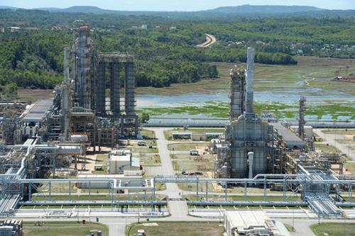 Hơn 241 triệu cổ phiếu Lọc hóa dầu Bình Sơn giao dịch vào 1/3