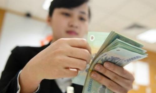 Lương nhân viên ngân hàng bình quân 10-30 triệu mỗi tháng